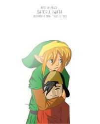 Rest in peace, Mr Iwata by Linked-Memories