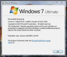 Windows 7 Aboutbox by Bush1do
