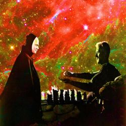Playing Chess with Death by IcarusIamArt