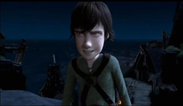 Hiccup the Vampire is EVIL? by Teodora45