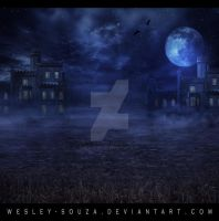 The Haunted House 2 - premade version by Wesley-Souza