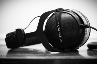 Beyerdynamic DT 770 Pro Headphones by polygonbronson