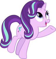Starlight Glimmer #2 - Vector by Sinkbon