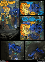 Lunar Isolation Pg 110 by TheDracoJayProduct