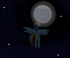 Moon by Nephrited