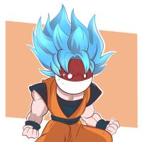 Super Saiyan God Super Saiyan Voltorb