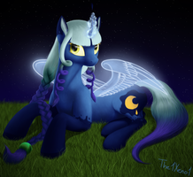 MoonTear by The1Xeno1