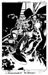 Spider-Man commission by TimTownsend