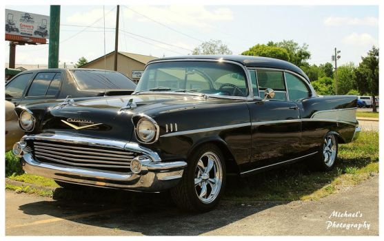 A Very Sharp 57' Chevy Bel-Air by TheMan268