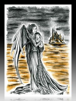 My daughter and me (updated version) by seralune