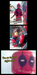 Lego Marvel: Spidey Face Reveal by HTF-ADTI-MLP100606