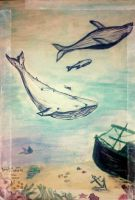 Drifting away by PeterWhale