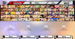 Smash Switch Roster Prediction by PowerpointSmasher