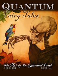 Issue1Cover by QuantumFairyTales