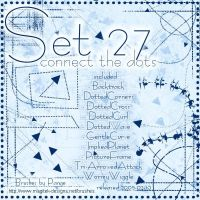 Set 27 - Connect The Dots by pange