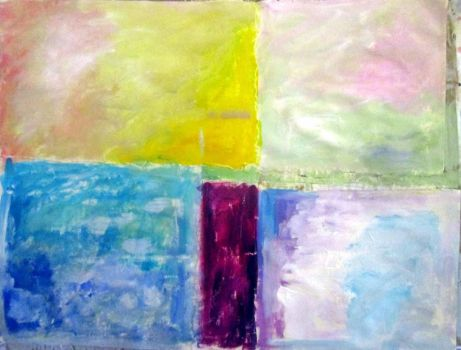 Suprematist Abstraction by chesya