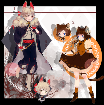 Autumn Adopts (CLOSED) by Brodoptable