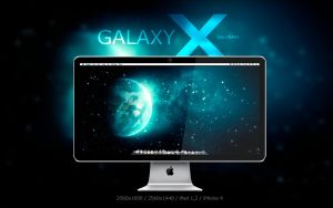Galaxy X Wallpaper by Martz90