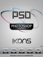 iKons Pack by InfinityK4fx