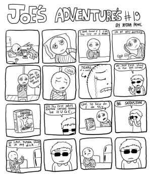 Joes Adventures 19 by LazyMuFFin