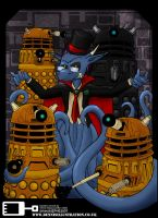 Devillo and the Daleks by devillo