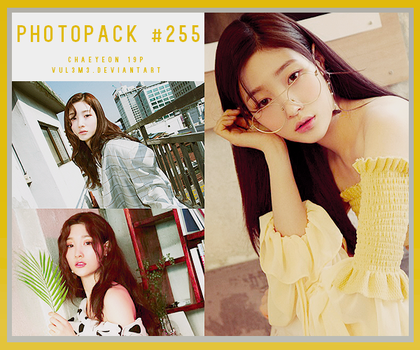 #255 PHOTOPACK-Chaeyeon by vul3m3