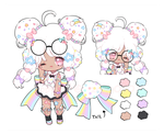 Open ! Pastel Kitteh Themed Popyno bby by zomgO3O