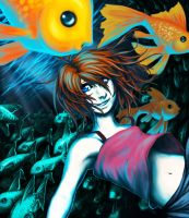 Dream with the fishies by SecretsOfSorrow