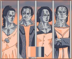 Cardassians by Dahkur