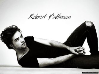 Robert Pattinson Wallpaper by karolinka11352