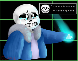Undertale:: Can't afford not to care. by Crazyfox346
