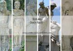 Statues Pack by LuneBleu-Stock