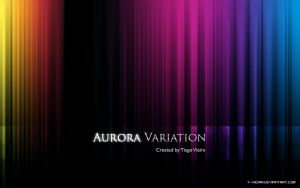 Aurora Variation by T-Vieira