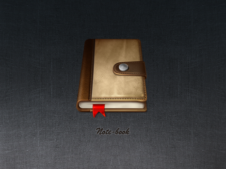Notepad by hileef