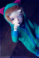 Onesie by Amber-Kyou