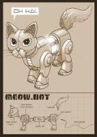 Meow Bot by jjnaas