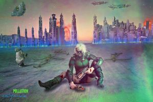 Sci Fi-Pollution by mshellee