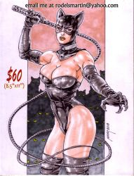 Catwoman by Noora Aug 24 2018 by rodelsm21