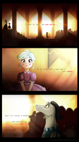 MoonToffee| The first meeting (1/5) by jeykeyblue