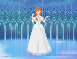 Anna's Wedding Dress by M-Mannering
