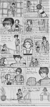 Toph and Lin comic by talita-rj