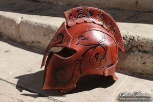 Elfic helmet by AtelierFantastique
