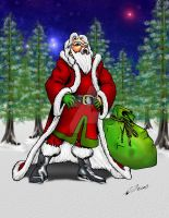 Ye Old St. Nick by Tramp-Graphics