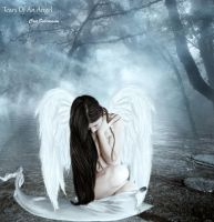 Tears Of An Angel by CrisSolimann