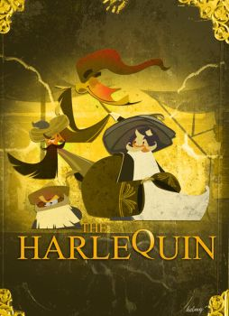 The Harlequin cover by helmy1