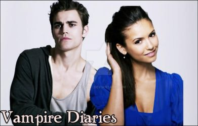 Vampire diaries by anepatt