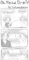 APH Can-USA: Oh No He Di-in't by ThePuddingMonster