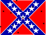 Confederate Battle Flag Censorship by stardust4ever