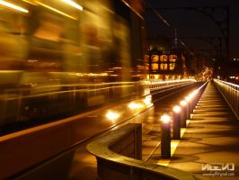 Metro In The City by Nigeno