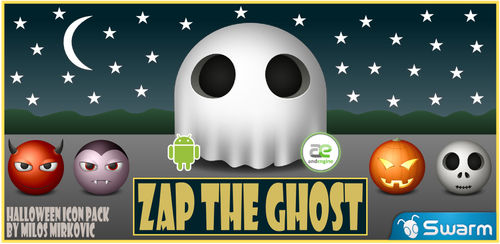 Zap The Ghost by Scooter20